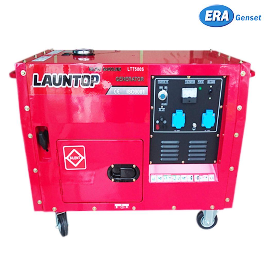 Cara Menggunakan Generator Set